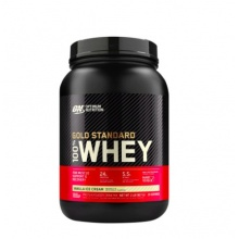 Протеин Optimum Nutrition 100% Gold Standard Whey Protein 909 гр