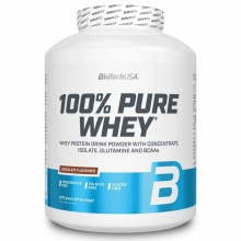 Протеин BioTech USA 100% Pure Whey 2270 гр