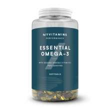 Антиоксидант Myprotein Essential Omega-3 250 таб